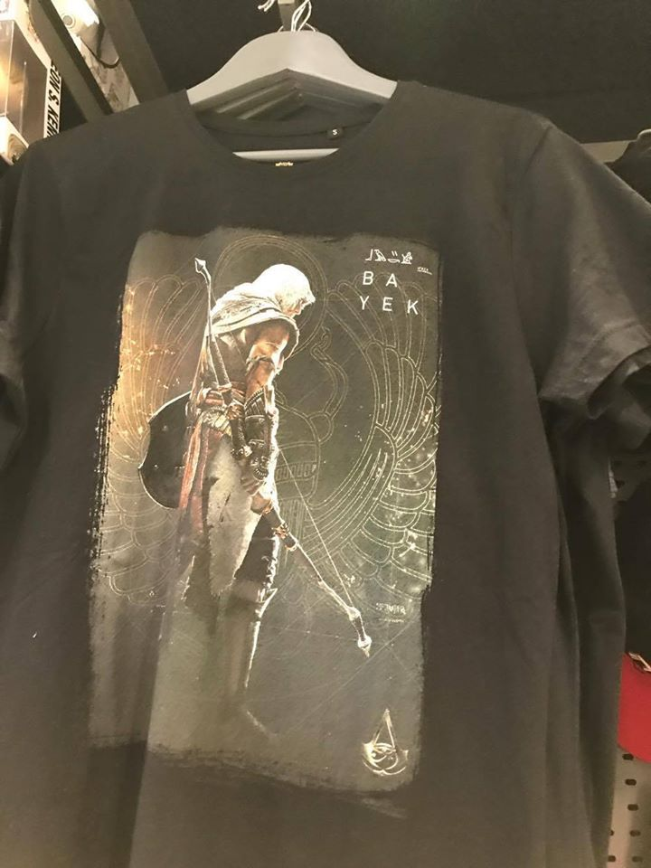 Assassin's Creed Leak T-Shirt Ba Yek