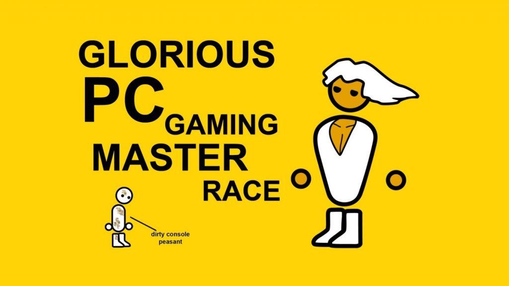 PC Master Race kauft games fünstig