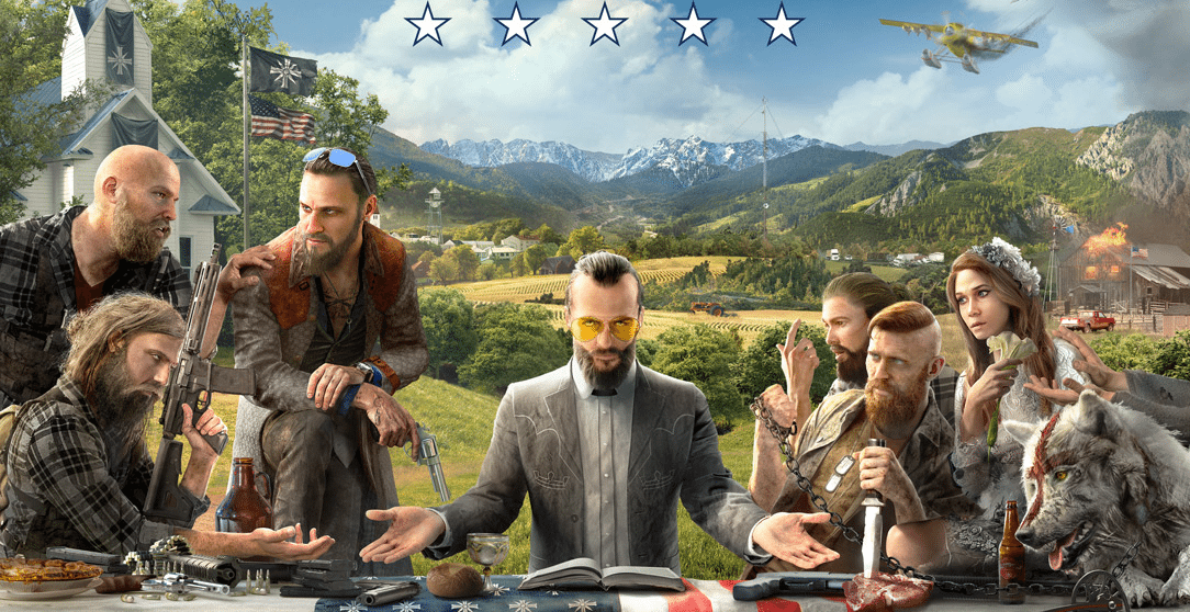 Highlights 2018 Far Cry 5 Gamescom 2017 Far Cry 5 Preview Far Cry 5 Vorschau