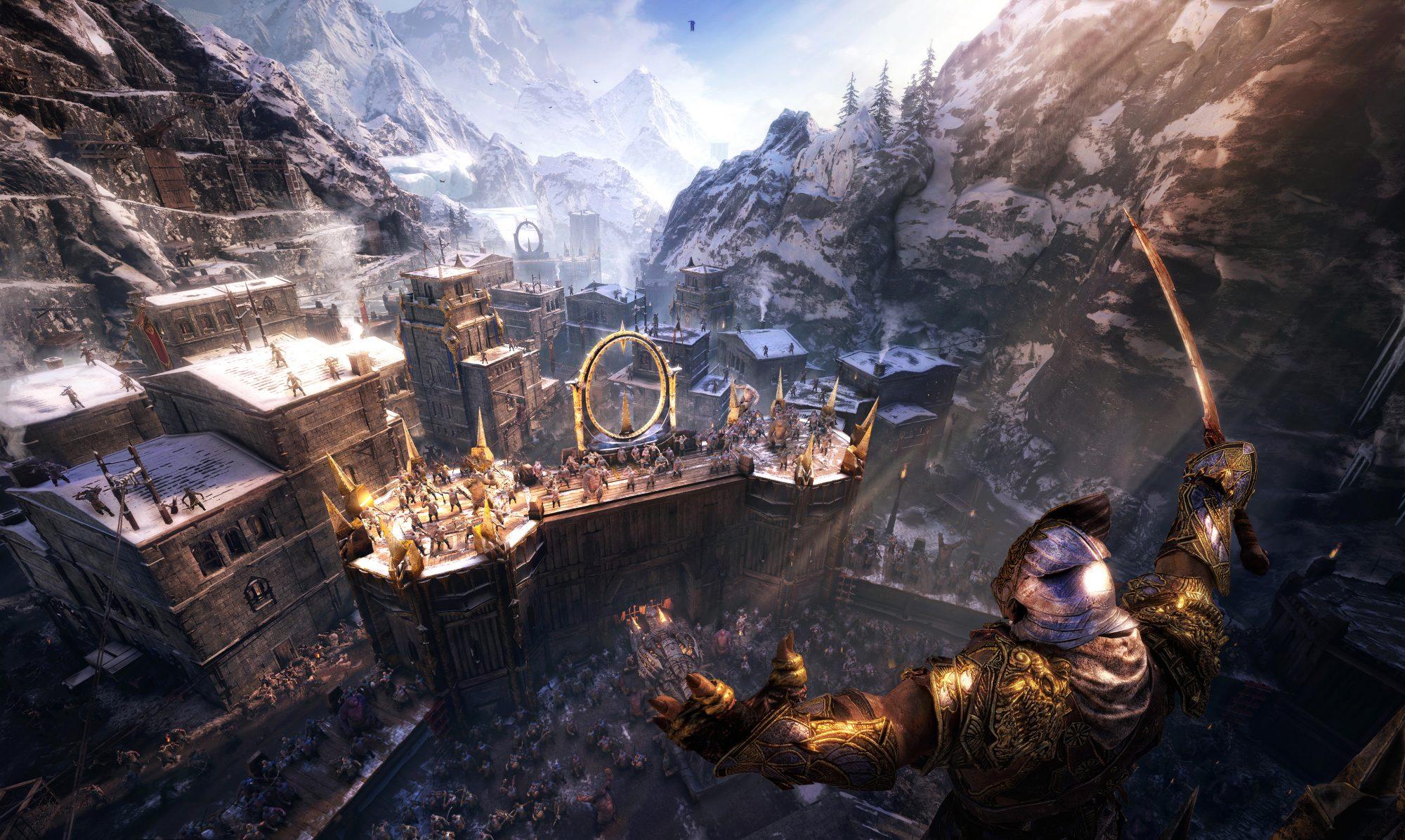 Mittelerde: Schatten des Krieges E3 2017