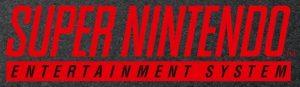 Mini Nintendo Classic SNES Logo
