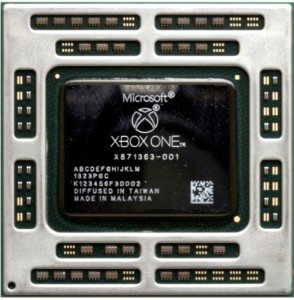 AMD Jaguar Xbox One