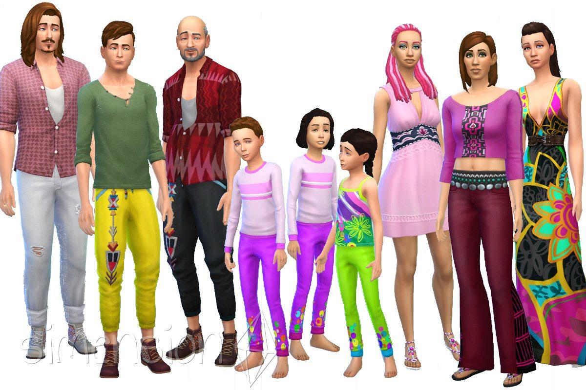 Die Sims 4 Xbox One
