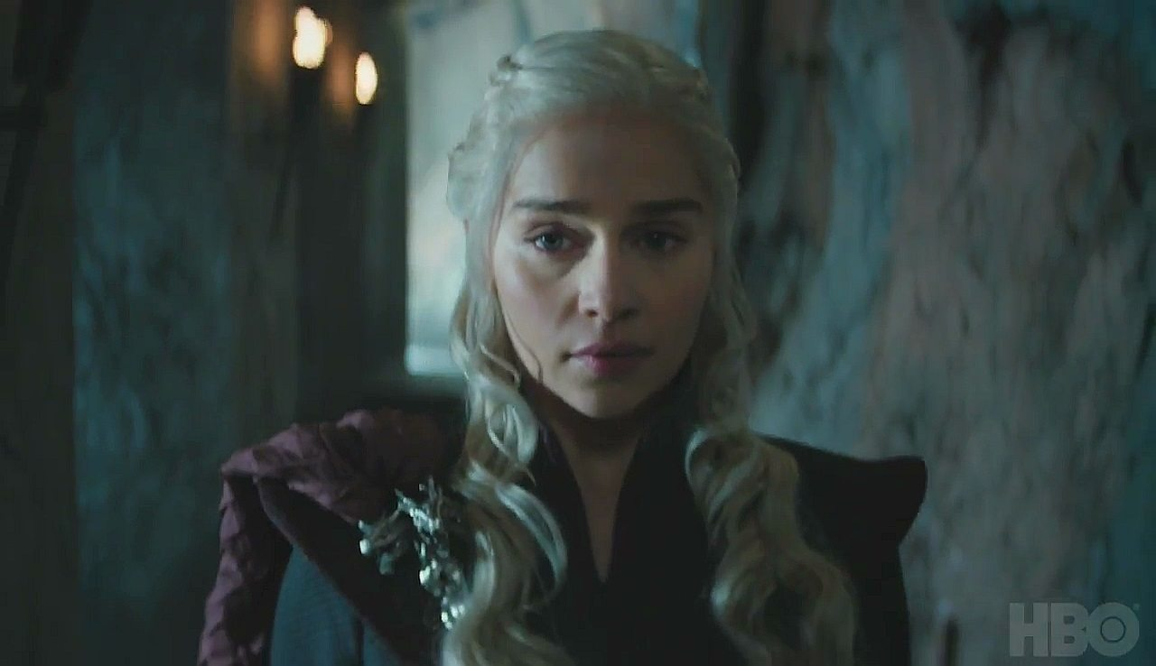 Game of Thrones Daenerys Tagaryen Drachenstein