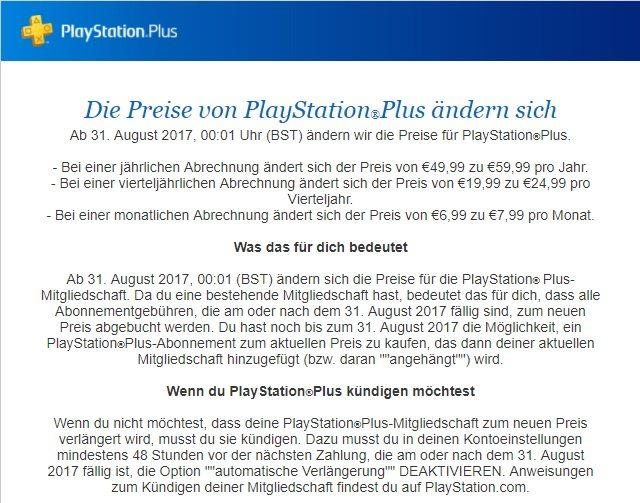 Playstation Plus Preise Steigen Der Nutzen Auch Gamers Potion
