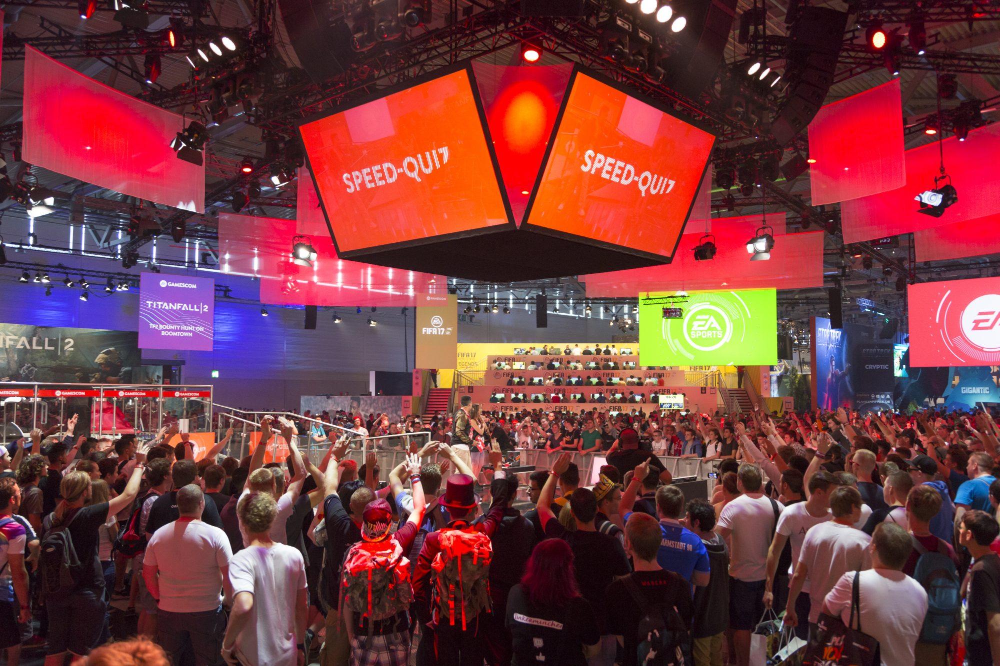 Gamescom Rahmenprogramm Gamescom 2017