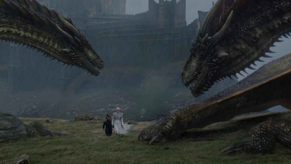 Game of Thrones Folge 6 Staffel 7 Behind the Wall  Jenseits der Mauer 2