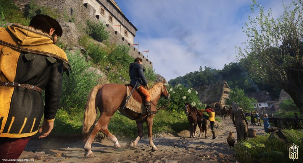 Kingdom Come Deliverance Preview Gamescom 2017 1