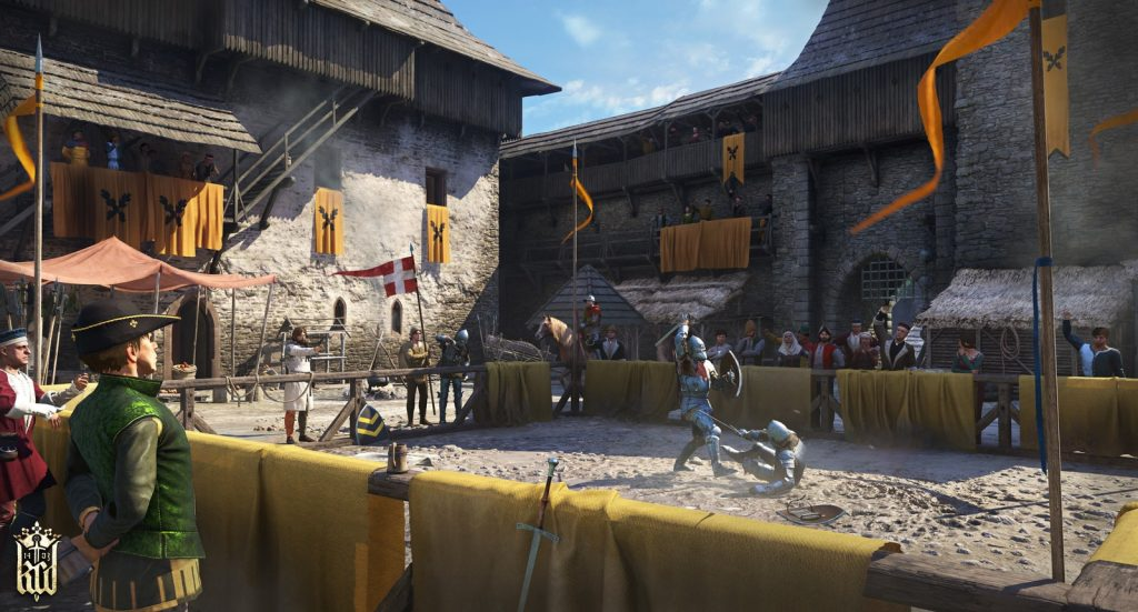 Kingdom Come Deliverance Preview Gamescom 2017 4