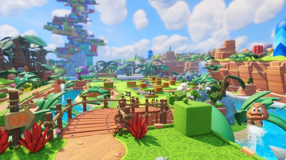 Mario & Rabbids Bild 2