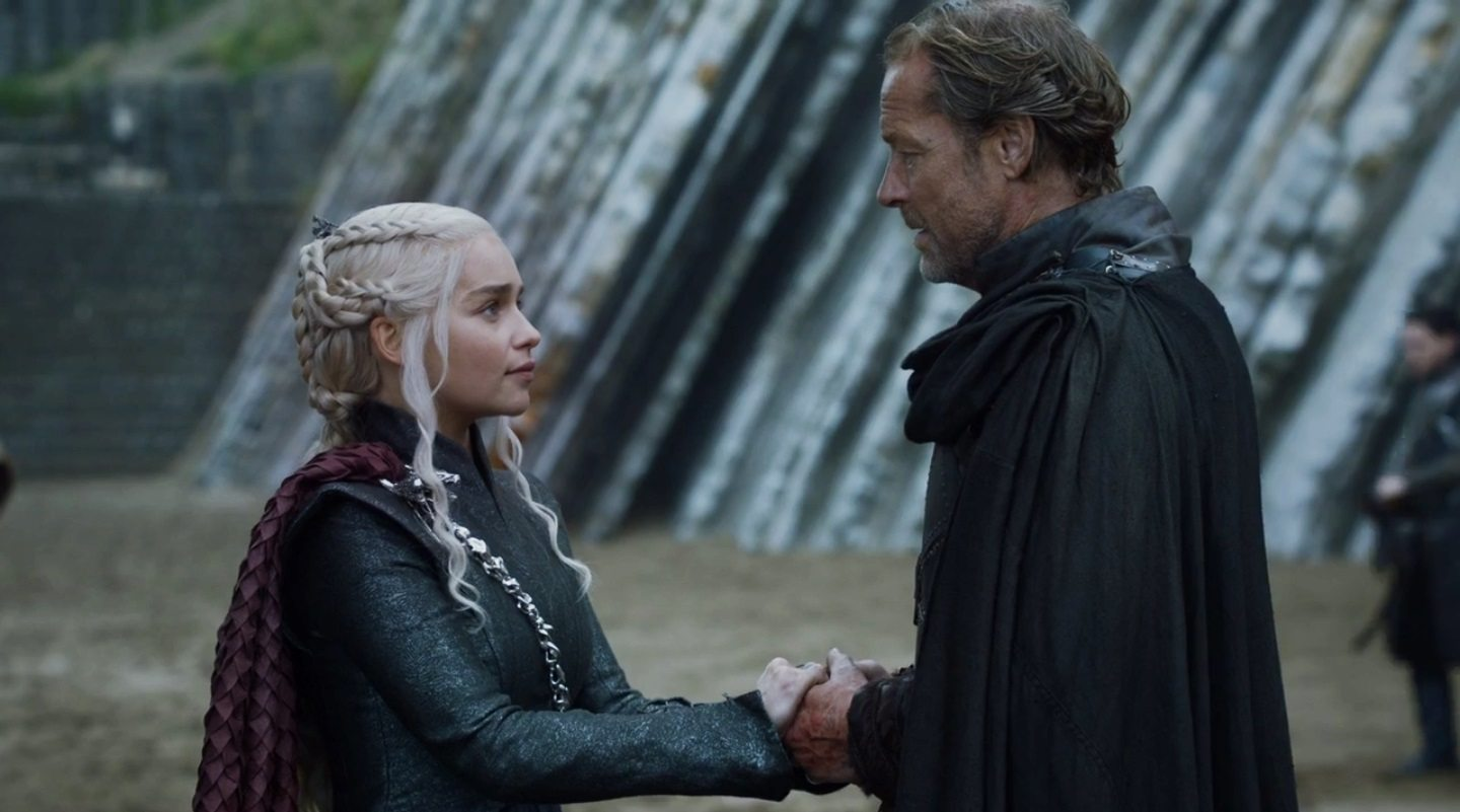 Ostwacht Game of Thrones Staffel 7 Episode 5 S7E4 Eastwatch Daenerys Jorah
