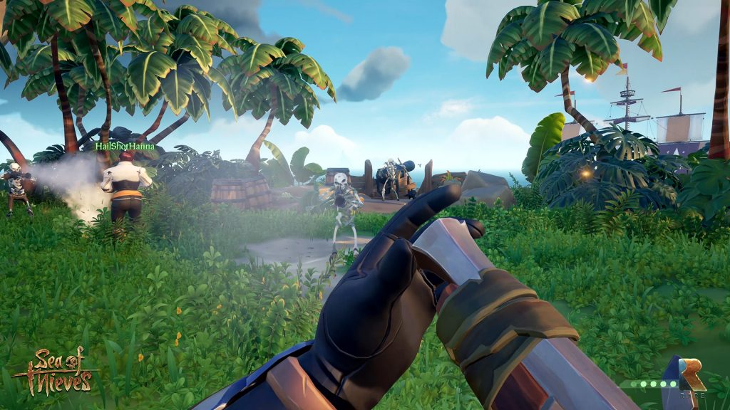 Sea of Thieves Gamescom 2017 Preview GC 2017 Xbox One PC Xbox One X 1