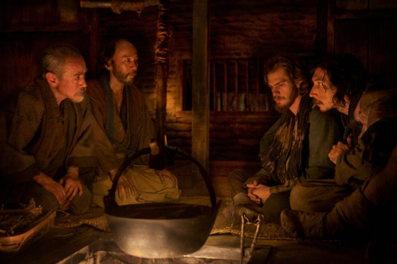 Silence Concorde Home Entertainment Martin Scorsese Liam Neeson Widerstand