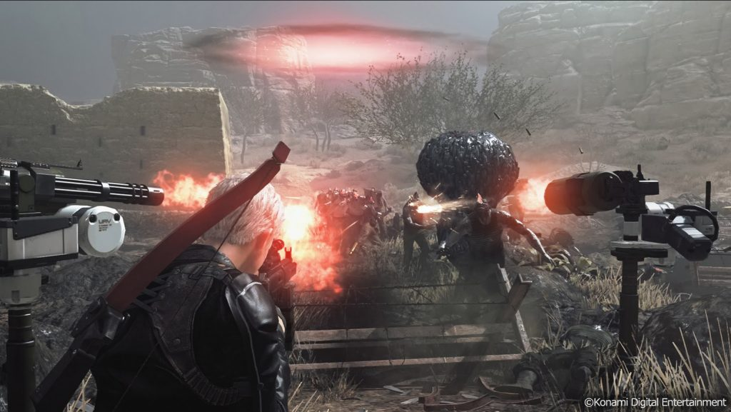 Metal Gear Survive Vorschau Metal Gear Survive Preview Metal Gear Survive Gamescom