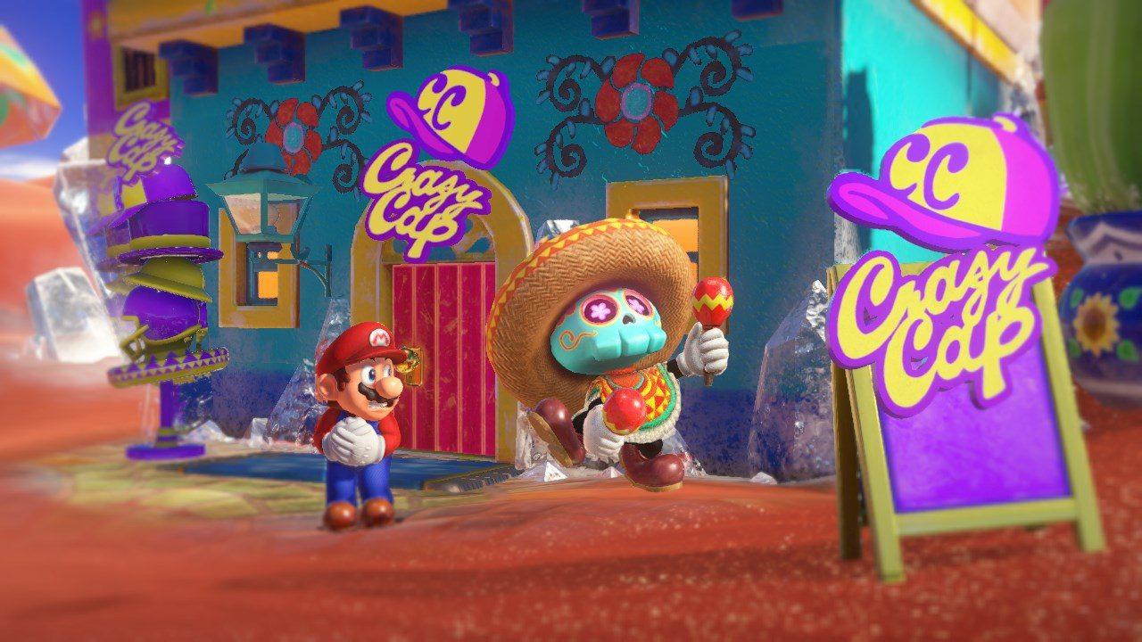 Mario Odyssey Bild 4
