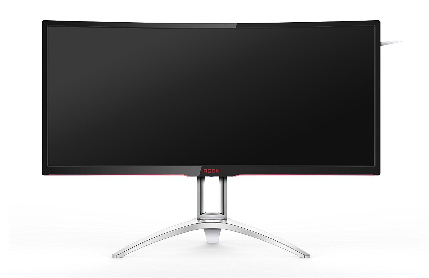 AOC AGON 352QCX 35 Zoll 35 inch Gaming Monitor Curved 1