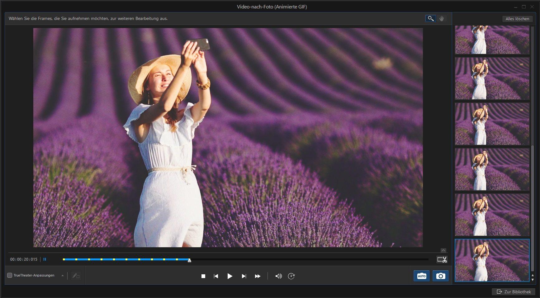 CyberLink Director Suite 6 PhotoDirector Screenshot Review