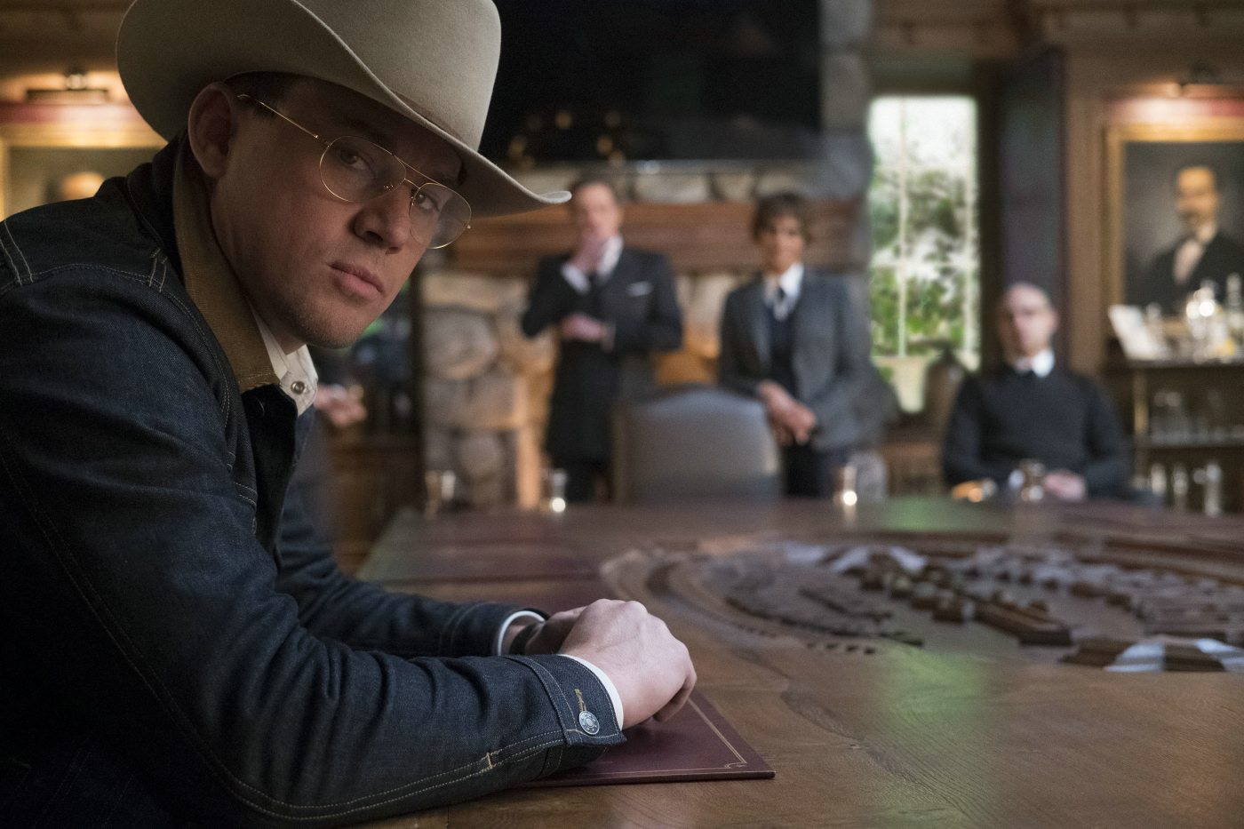 Kingsman 2 The Golden Circle 20th Century Fox Taron Egerton Colin Firth Julianne Moore Review Kritik Film 2