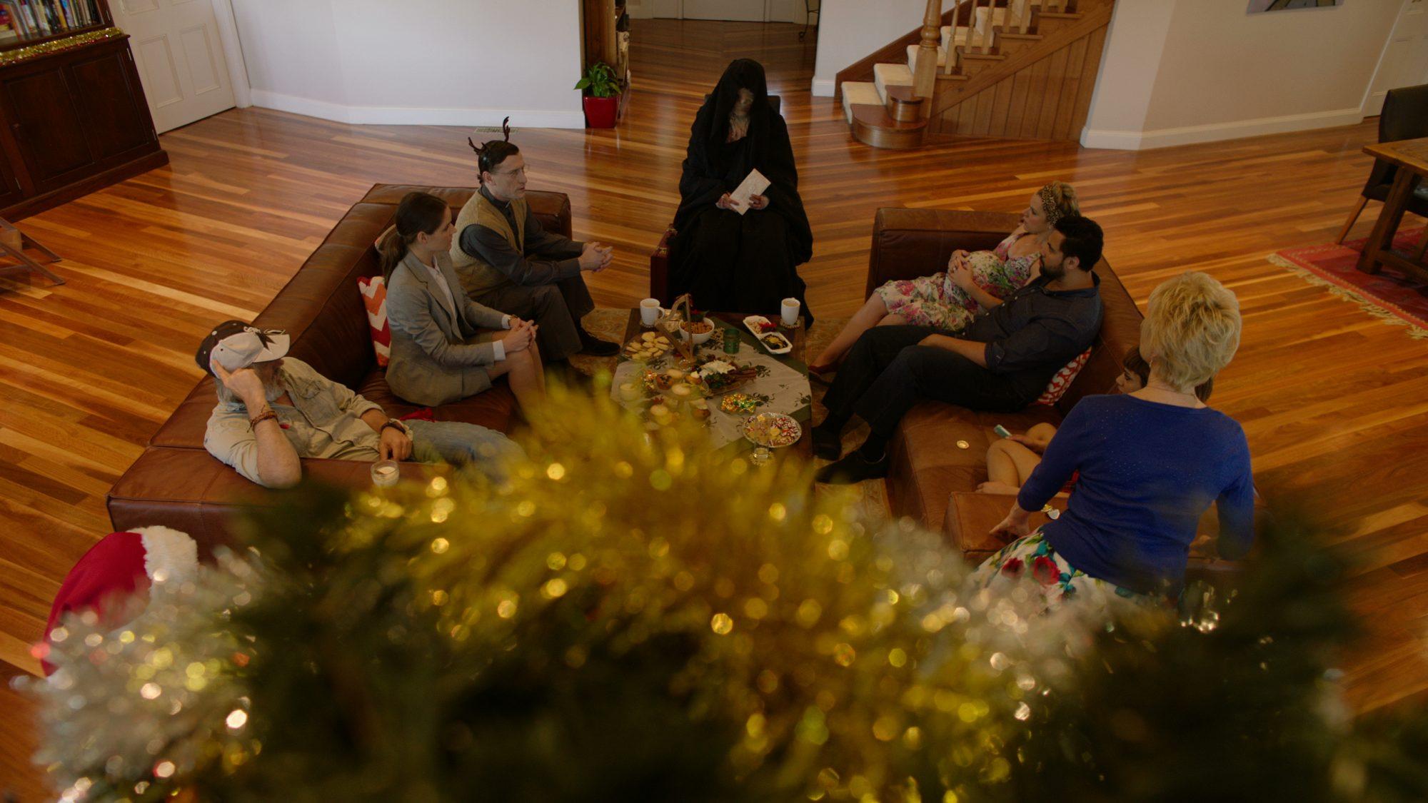 Red Christmas-Blutige Weihnachten Horror Splatter Review Test 1