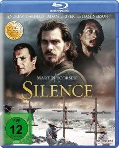 Silence Gewinnspiel Packshot Martin Scorsese