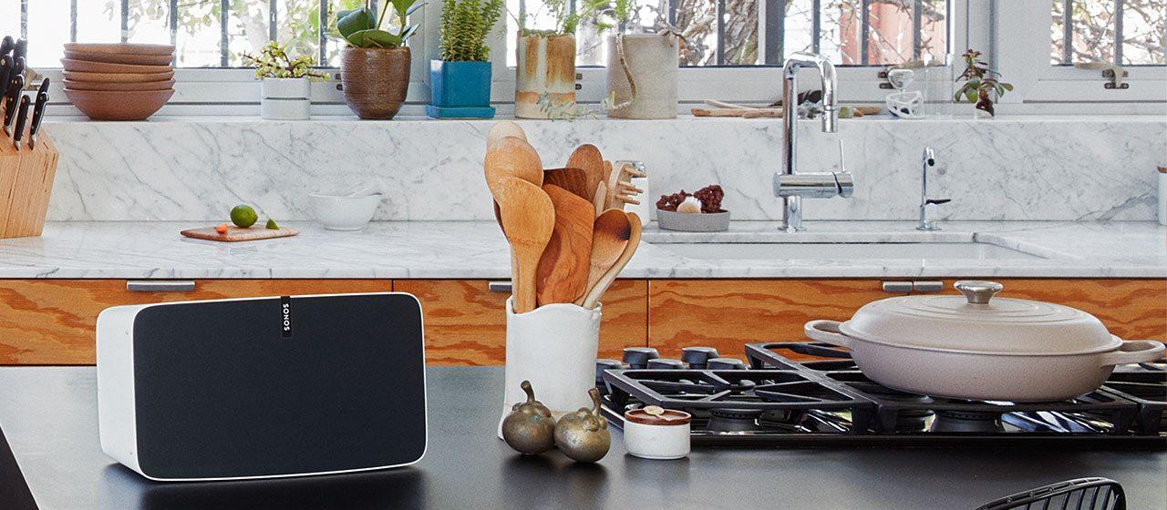 Sonos Play5 Play 5 Test Review Wireless Multiroom Speaker Lautsprecher 1
