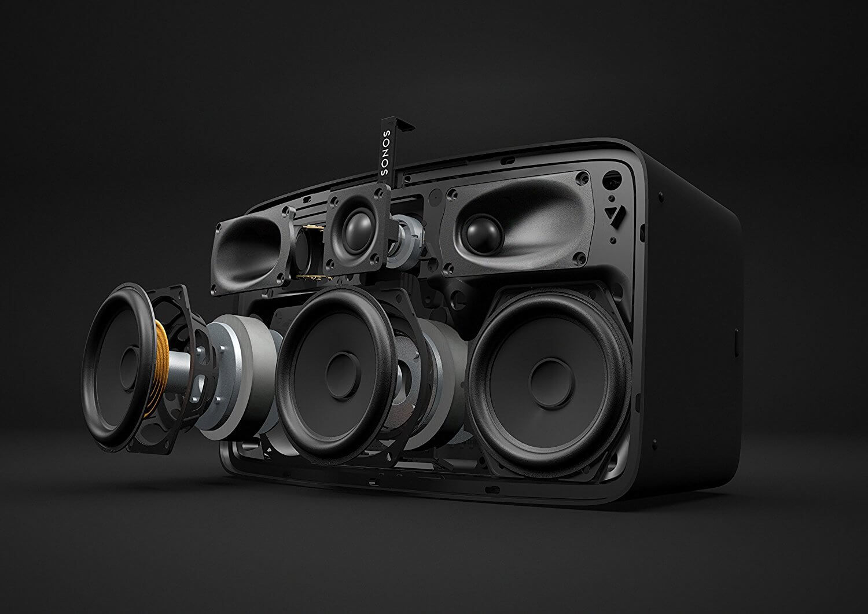 Sonos Play5 Play 5 Test Review Wireless Multiroom Speaker Lautsprecher 3