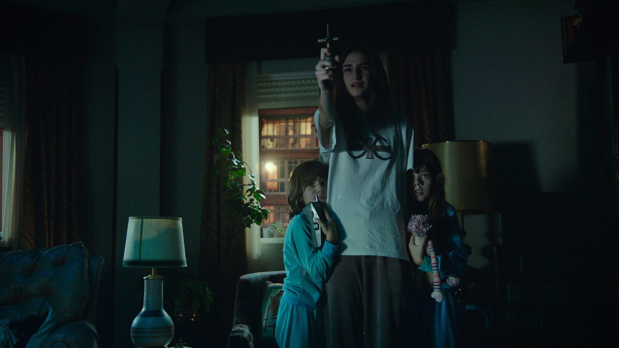 Verónica Spiel mit dem Teufel Blue Ray Koch Media Films Review Titel 1