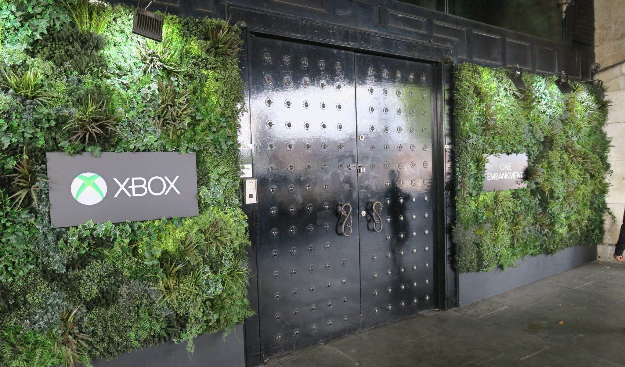 Xbox London Showcase Xbox One Xbox One X Microsoft 1