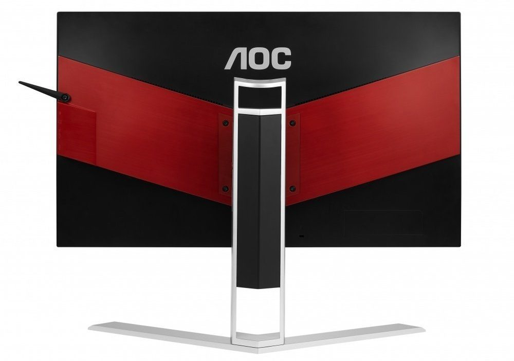 AOC AGON AG271QX Gaming Monitor Review Test 1