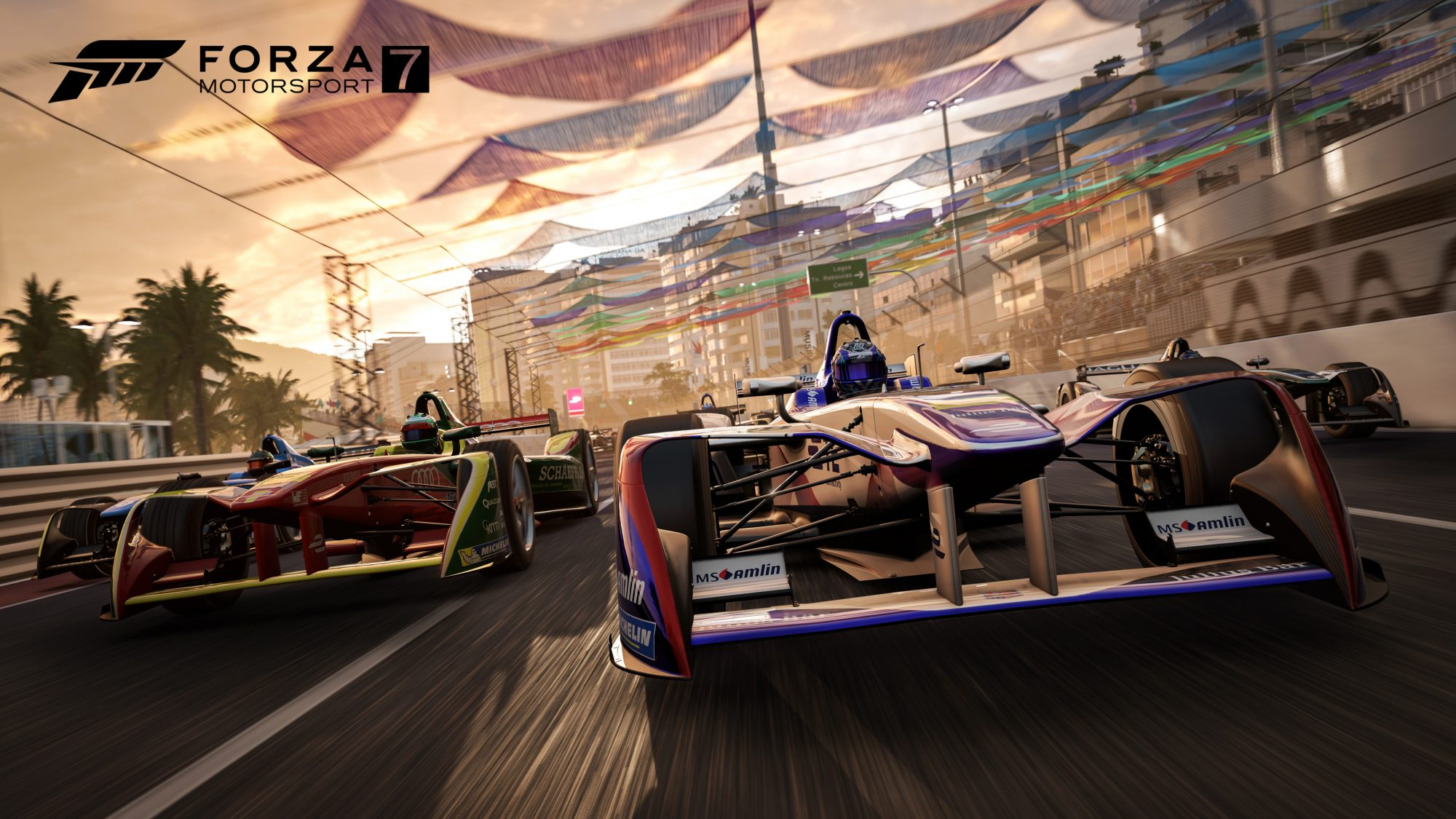 Forza Motorsport 7 Xbox One X PC Review Test 2