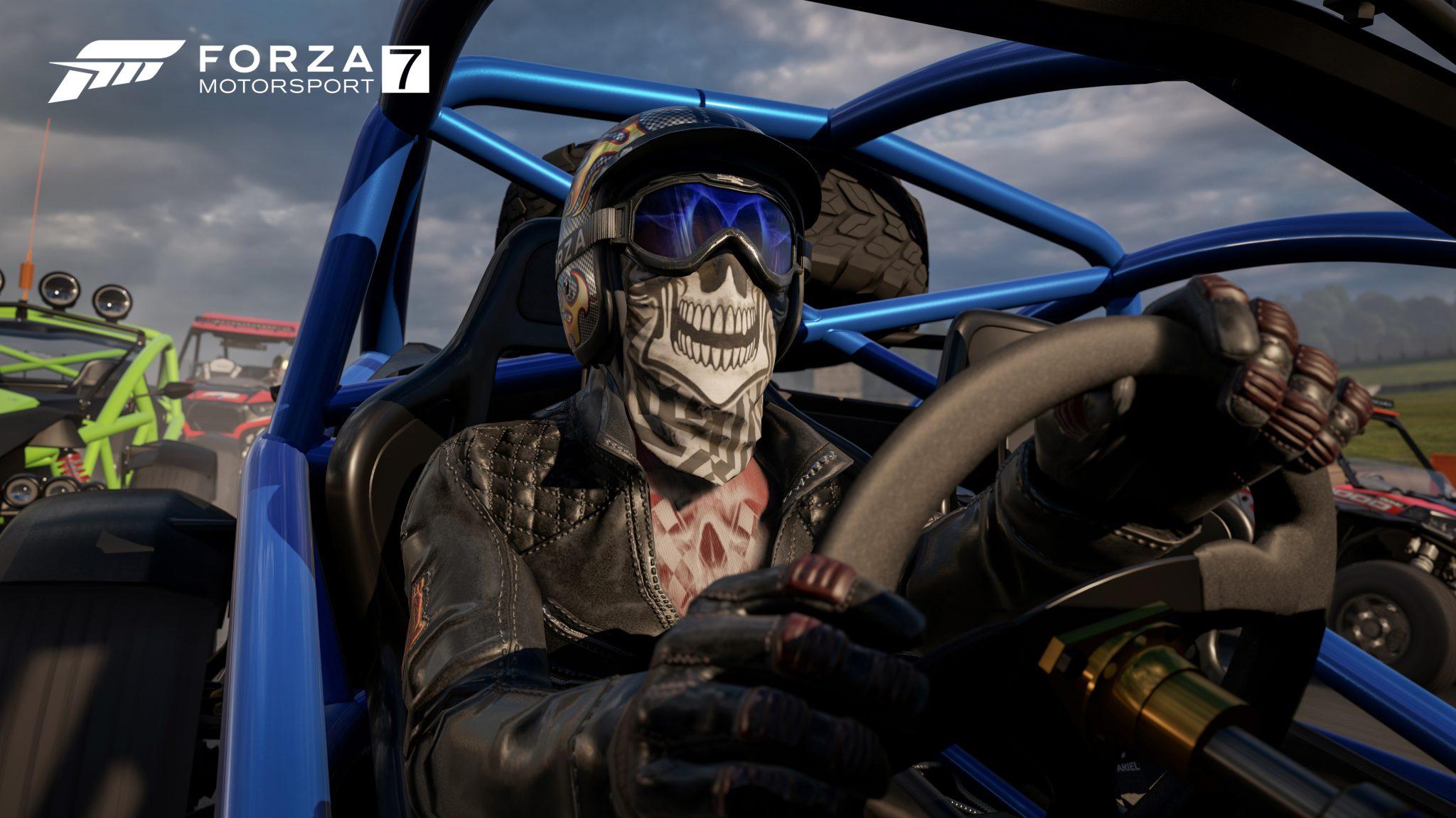 Forza Motorsport 7 Xbox One X PC Review Test 3