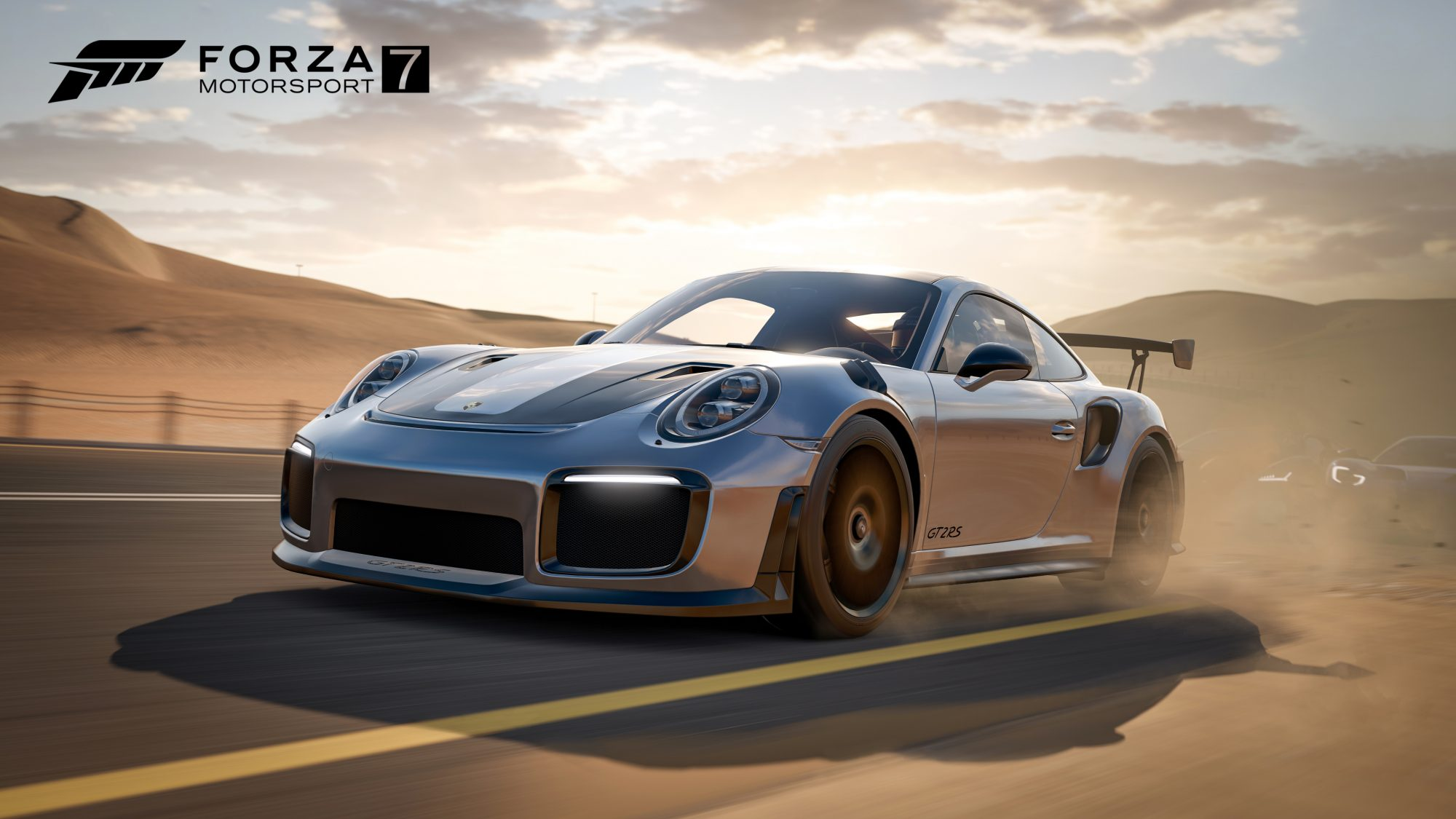 Forza Motorsport 7 Xbox One X PC Review Test 4