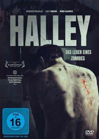 Halley - Das Leben eines Zombies Gewinnspiel DVD Schroeder Media Packshot