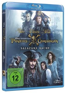 Pirates of the Caribbean Salazars Rache Gewinnspiel Packshot