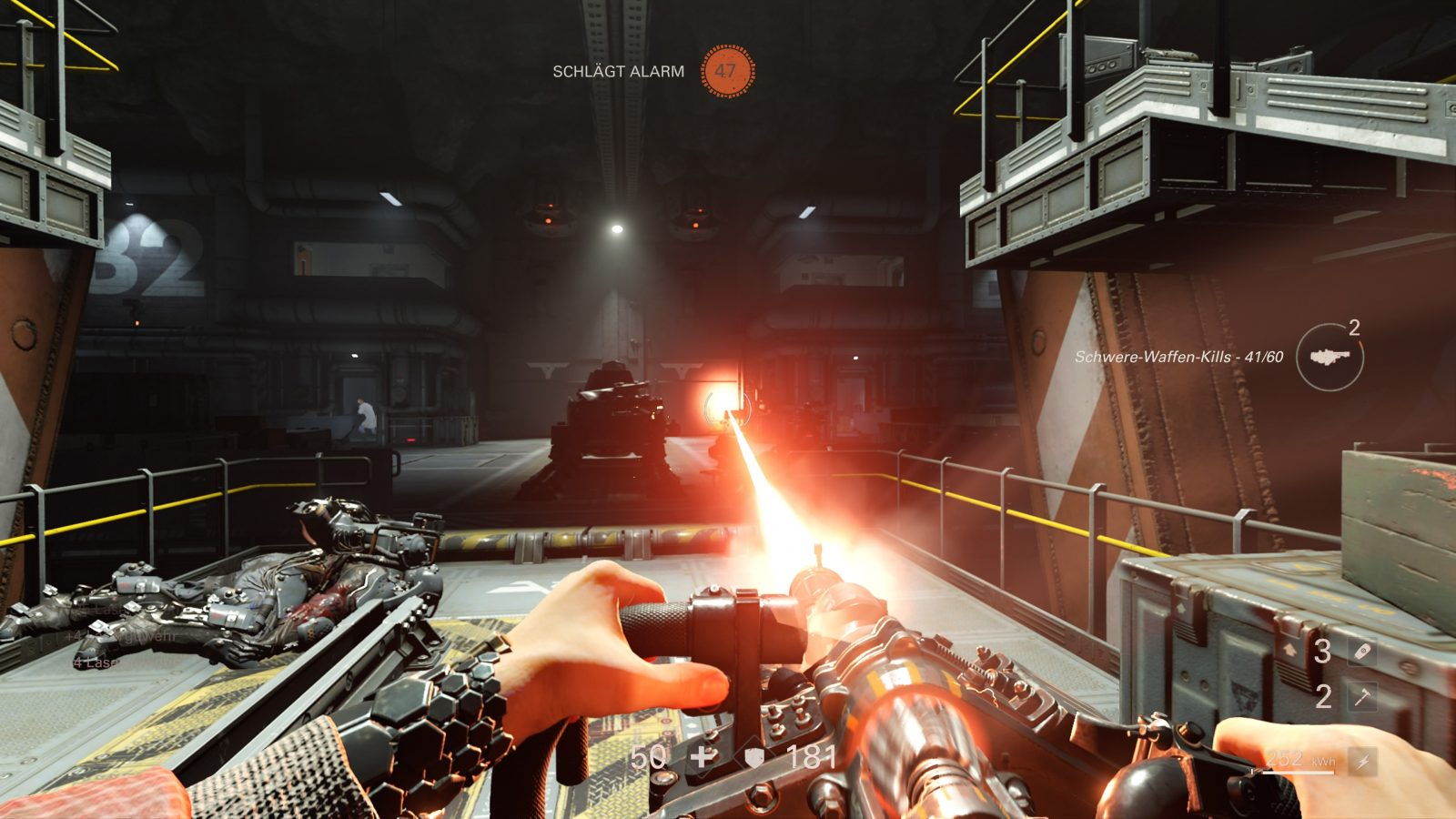 Wolfenstein 2 Review Wolfenstein 2 Test Wolfenstein 2 the new colossus review waffen