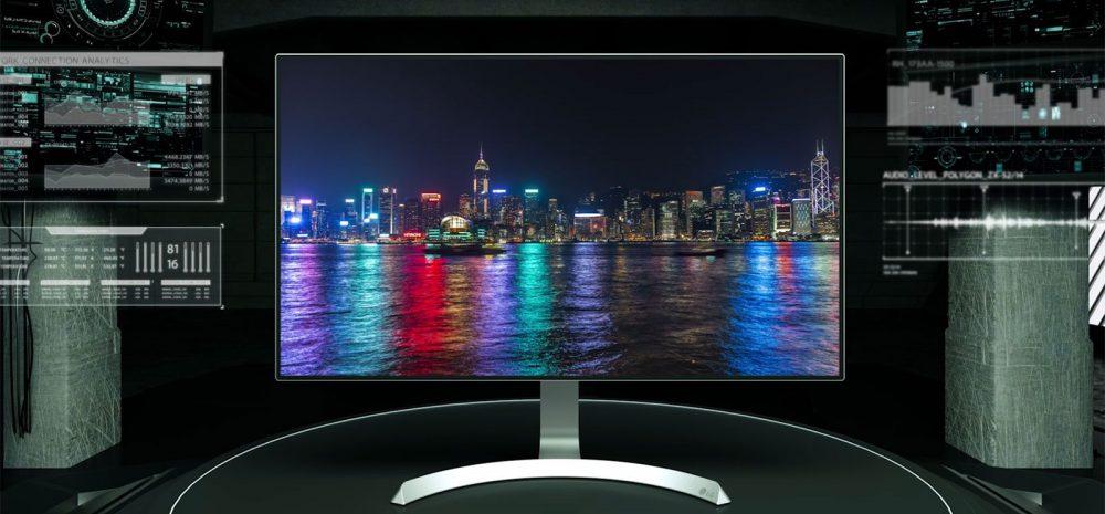 4K Monitor UHD Monitor LG 32UD89-W Test Titel