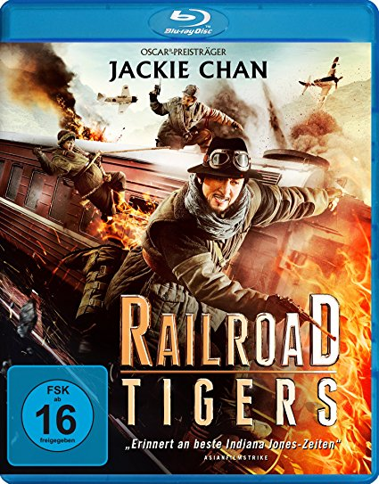 Railroad Tigers Gewinnspiel Blu ray Packshot Koch Films Koch Media