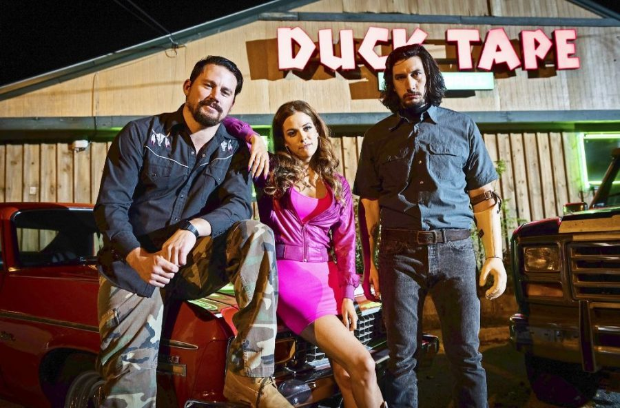Logan Lucky Review Test Blu-ray Titel 1 Studiocanal 4