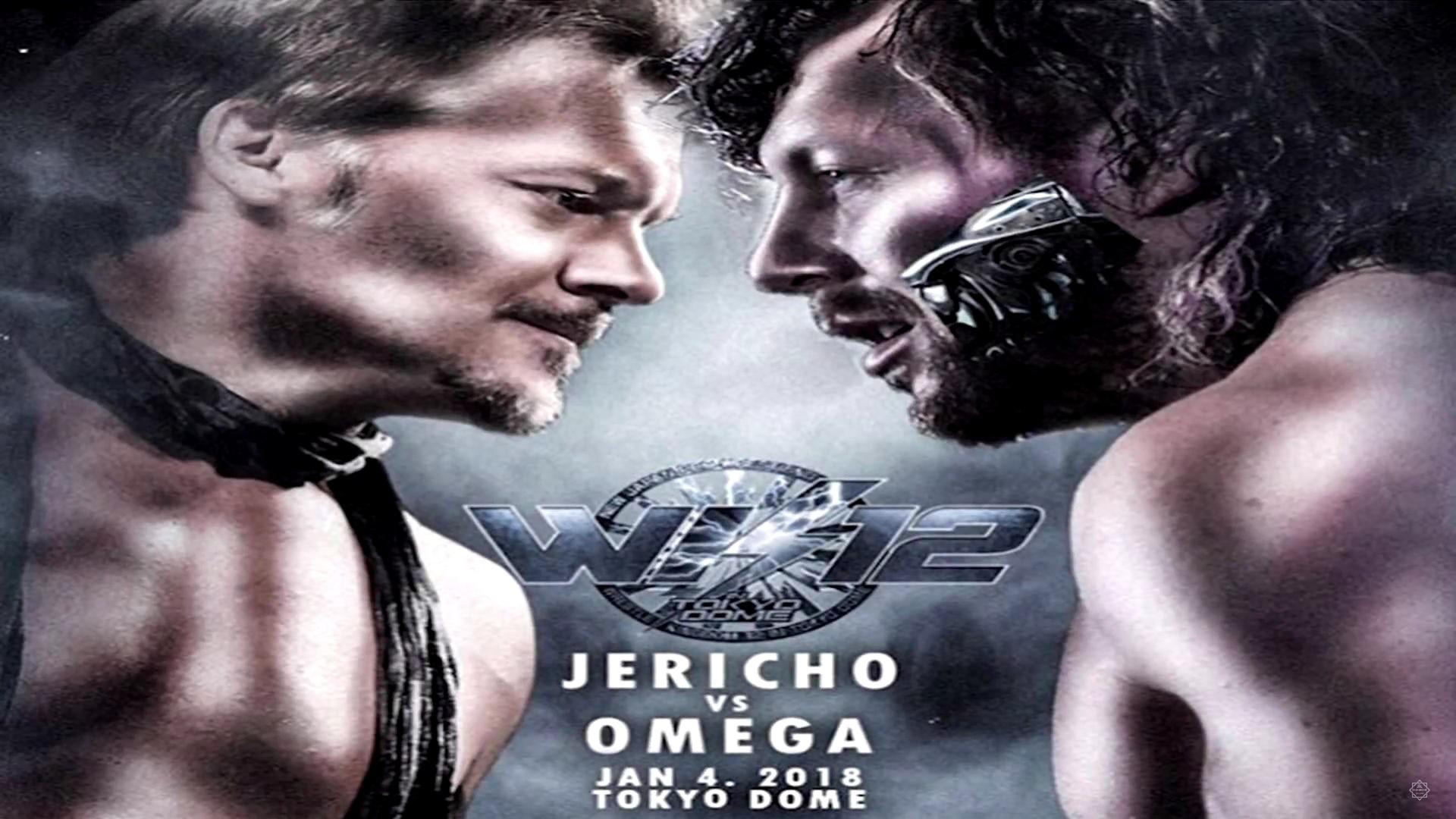 New Japan Pro Wrestling NJPW Wrestle Kingdom 12 kenny omega vs chris jericho alpha vs omega