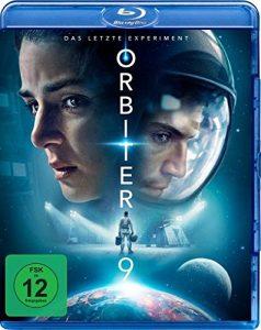 Orbiter 9 Sci Fi Romanze Review Titel 2 Gewinnspiel