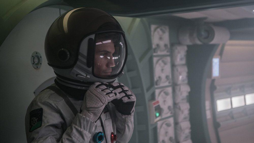 Orbiter 9 Sci Fi Romanze Review Titel 3