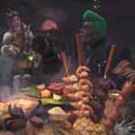 4 Monster Hunter World Review essen