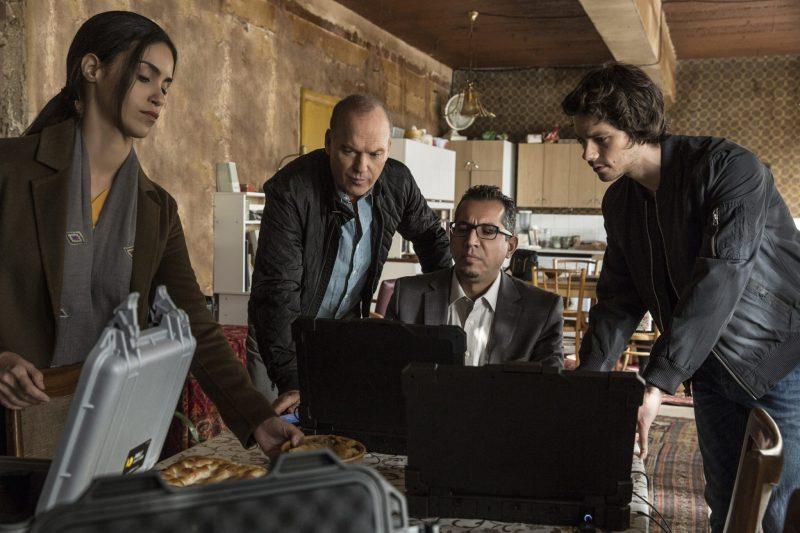 American Assassin Kritik Test Review Michael Keaton Thriller Action Titel