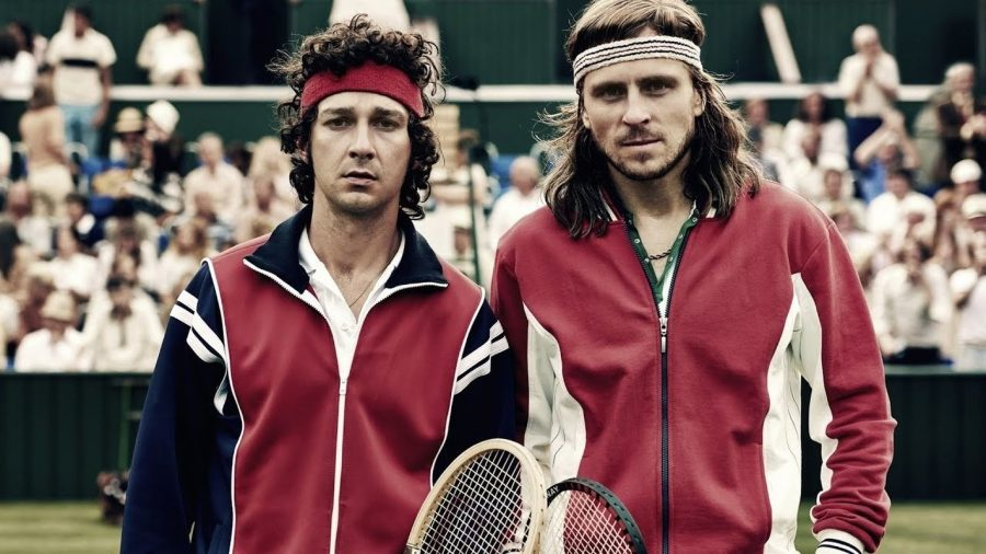 Borg McEnroe Review Test Ascot Elite 1
