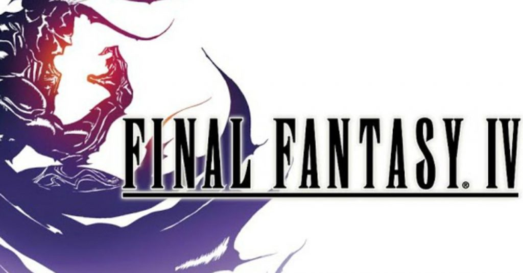 Final Fantasy Special Part 1 Final Fantasy IV