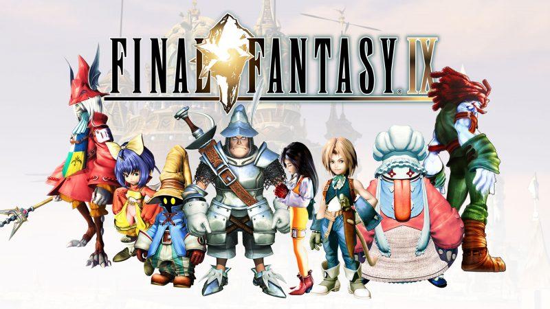 Final Fantasy Special Part 2 Final Fantasy IX