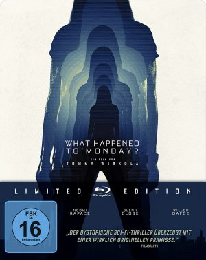 Gewinnspiel What happened to Monday Splendid Film Review Titel