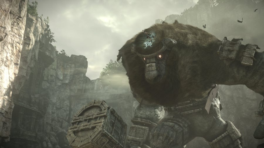 Shadow of the Colossus Review Test PlayStation 4 3