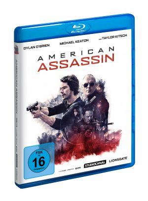 Gewinnspiel American Assassin Studiocanal