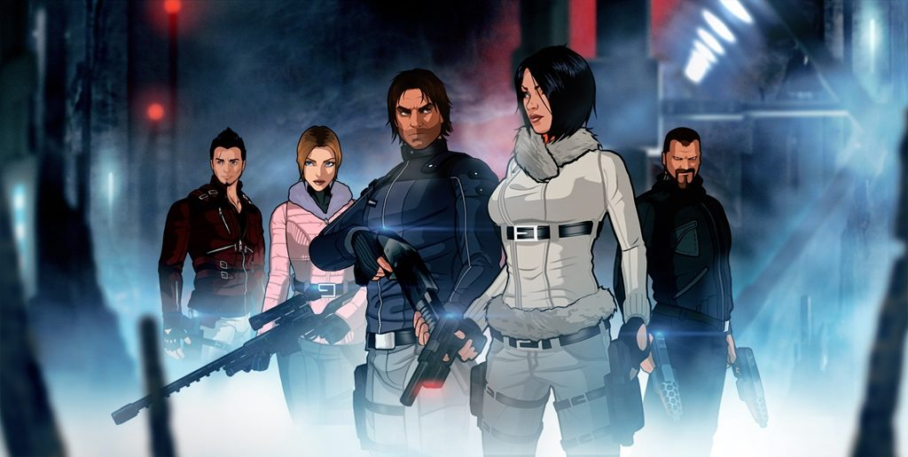 Fear Effect Sedna Review Bild 1